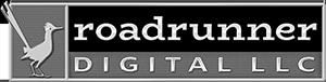Roadrunner Digital Footer Logo -300 bw