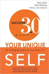 Book Cover: Your Unique Self: An Integral Path to Success 3.0
