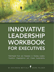 Book Cover: Innovative Leadership Workbook for Executives