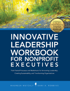 Book Cover: Innovative Leadership for Nonprofit Executives