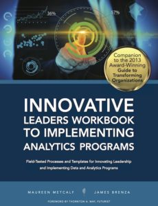 Book Cover: Innovative Leaders Workbook to Implementing Analytic Programs