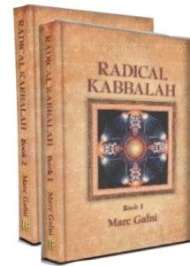 Book Cover: Radical Kabbalah, Two Volumes